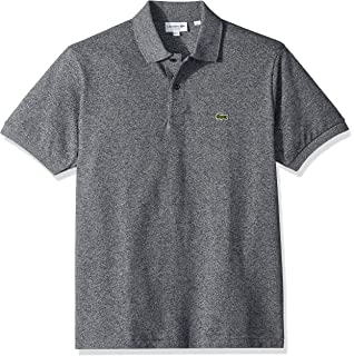 Lacoste Men s Short Sleeve Classic Chine Fabric L.12.64 Original Fit Polo  Shirt, X 501a3cce14