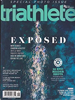 Triathlete Magazine August 2018