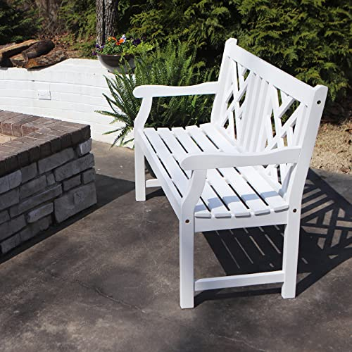 D cor Therapy FR8585 Outdoor Bench