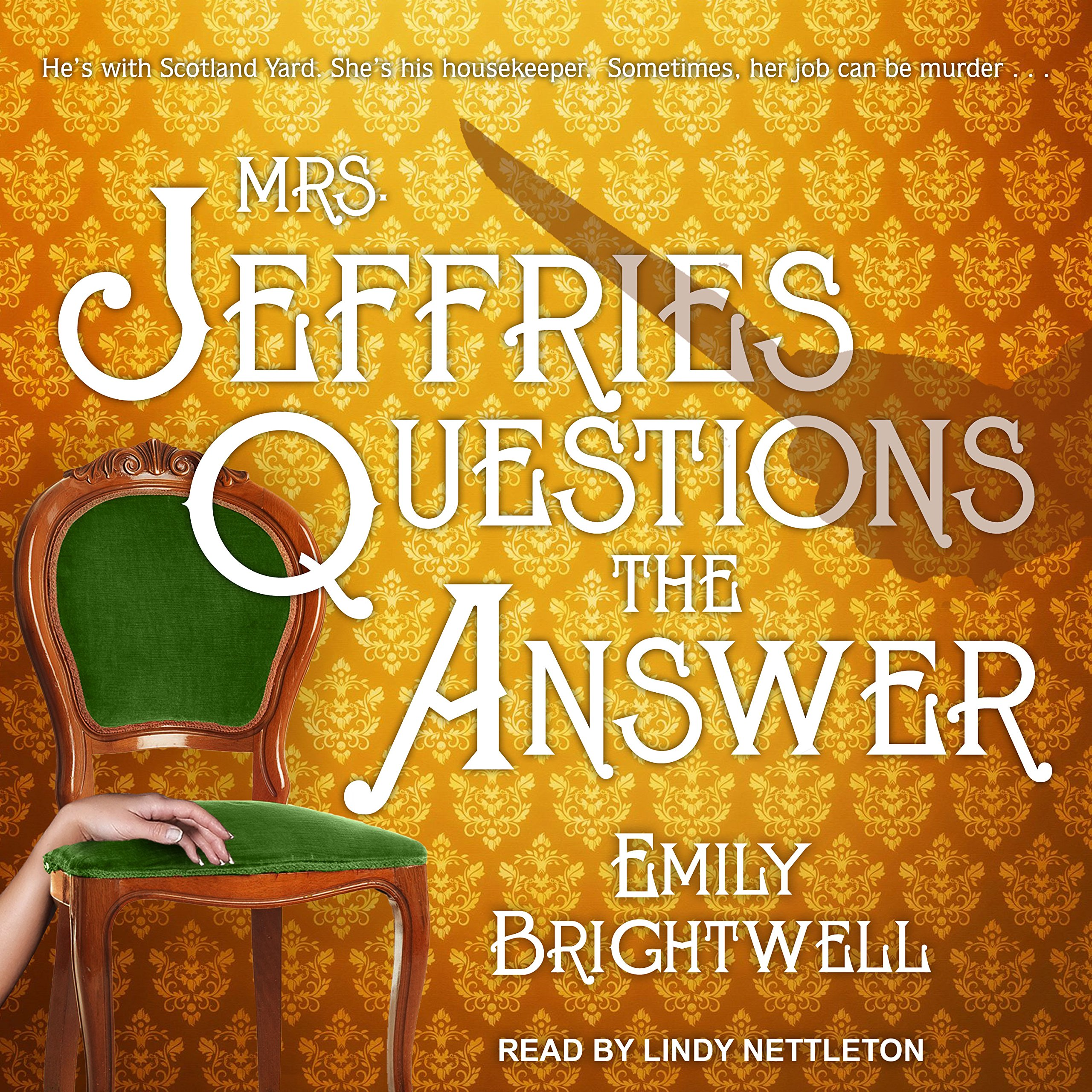 Read Online Mrs. Jeffries Questions the Answer pdf epub