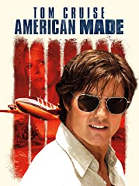 American Made Tom Cruise product image