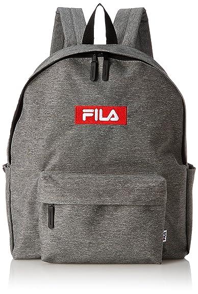 df5a62dc08c3 Amazon.co.jp: [フィラ] リュック (フィラ) FILA fm2068 グレー ...