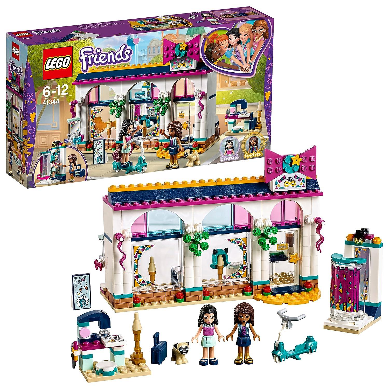 LEGO Friends - La boutique d'accessoires d'Andrea - 41344 - Jeu de Construction