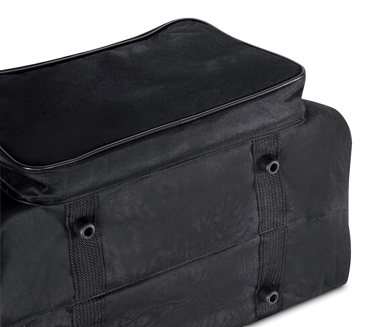Black Universal Sewing Machine Tote SINGER