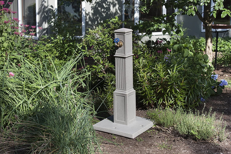 Charmant Amazon.com : Good Ideas OGHT SAN Oasis Garden Hose Tap, Sandstone : Garden  U0026 Outdoor