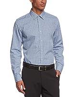 ESPRIT Collection Herren Slim Fit Businesshemd 044EO2F003
