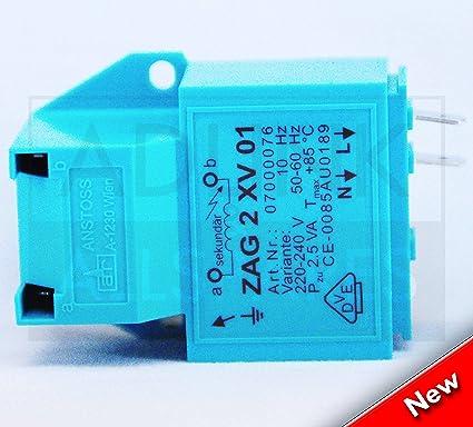 Baxi PLATINO Combi 24 28 33 40HE & HE Una caldera Generador de Chispa Encendedor 5114766