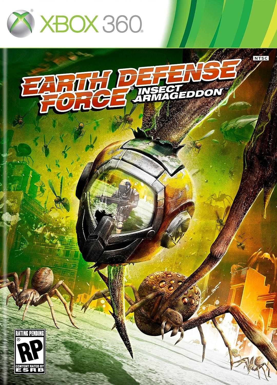 Xbox 360 Bug Games Wiring Diagrams With Adjustable Duty Cycle Circuit Diagram Tradeoficcom Amazon Com Earth Defense Force Insect Armageddon Video Rh Big