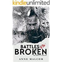 Battles of the Broken (The Sons of Templar MC Book 6)