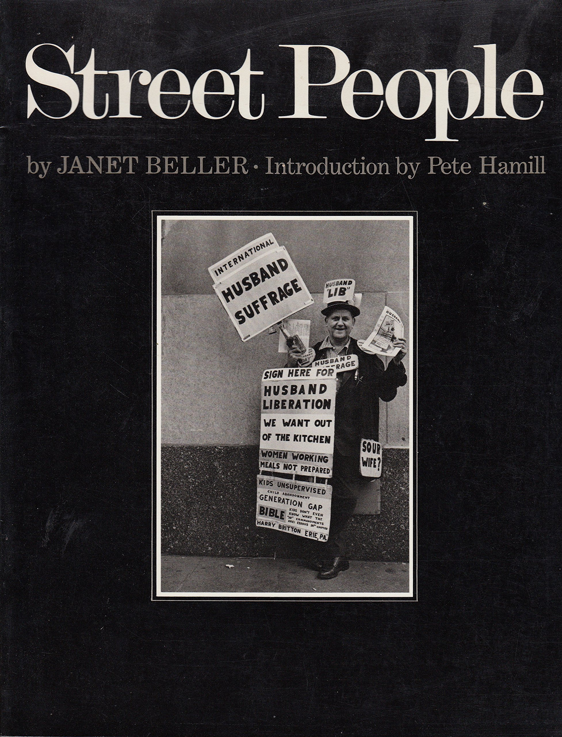 STREET PEOPLE, Janet Beller