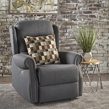 Desiree Power Motion Recliner | Motorized Armchair Ideal For Living Room,  Bedroom Or Home Theatre