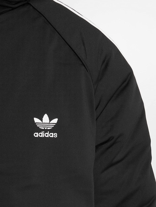 Sonderangebot Adidas Sportive Herren Daunenjacke Schwarz