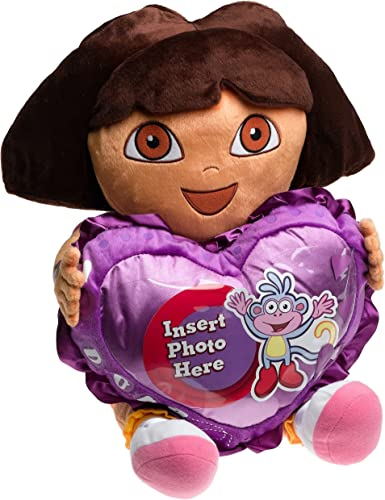 Dora the Explorer What A Day Plush Decorative Pillow