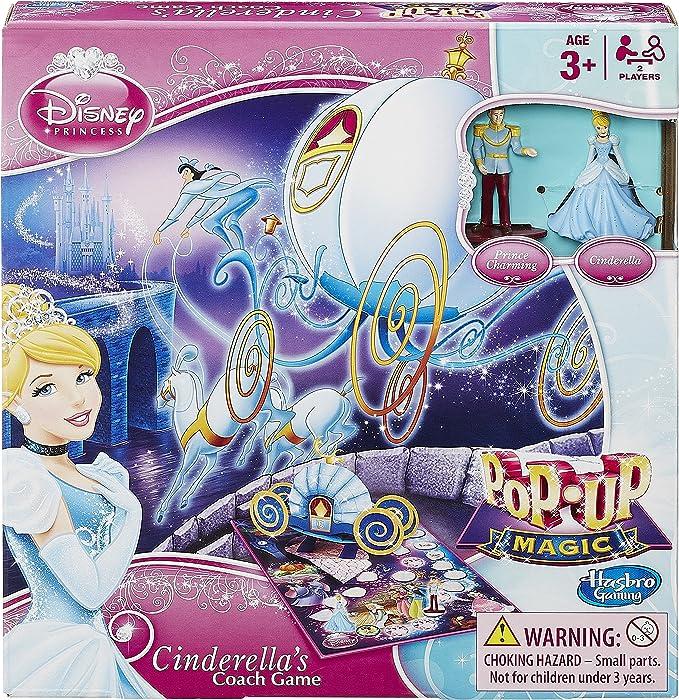 frustration game Official Disney Princess Mini Pop Up Game 4+