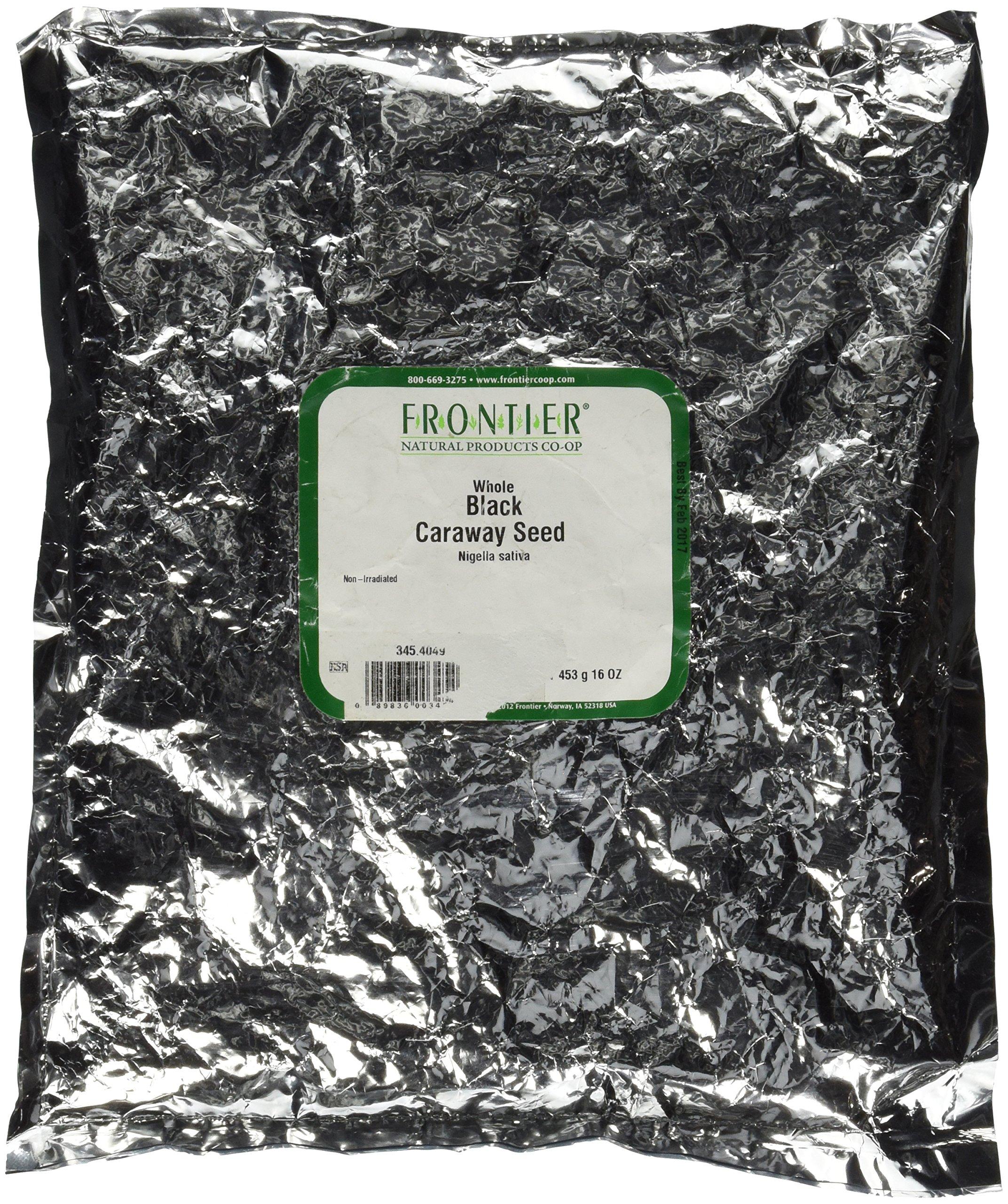 Frontier Bulk Caraway Seed Black, 1 lb. package