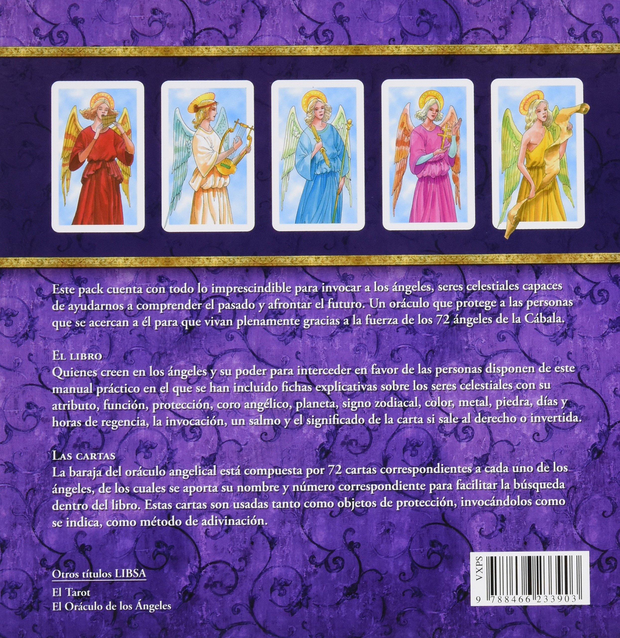 Oráculo de los Ángeles, El (Cofre Pack): Amazon.es: Equipo ...
