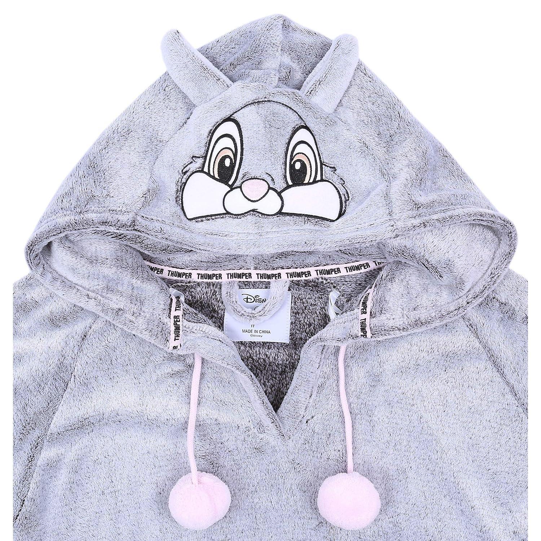 Poncho Gris Panpan Disney Vêtements