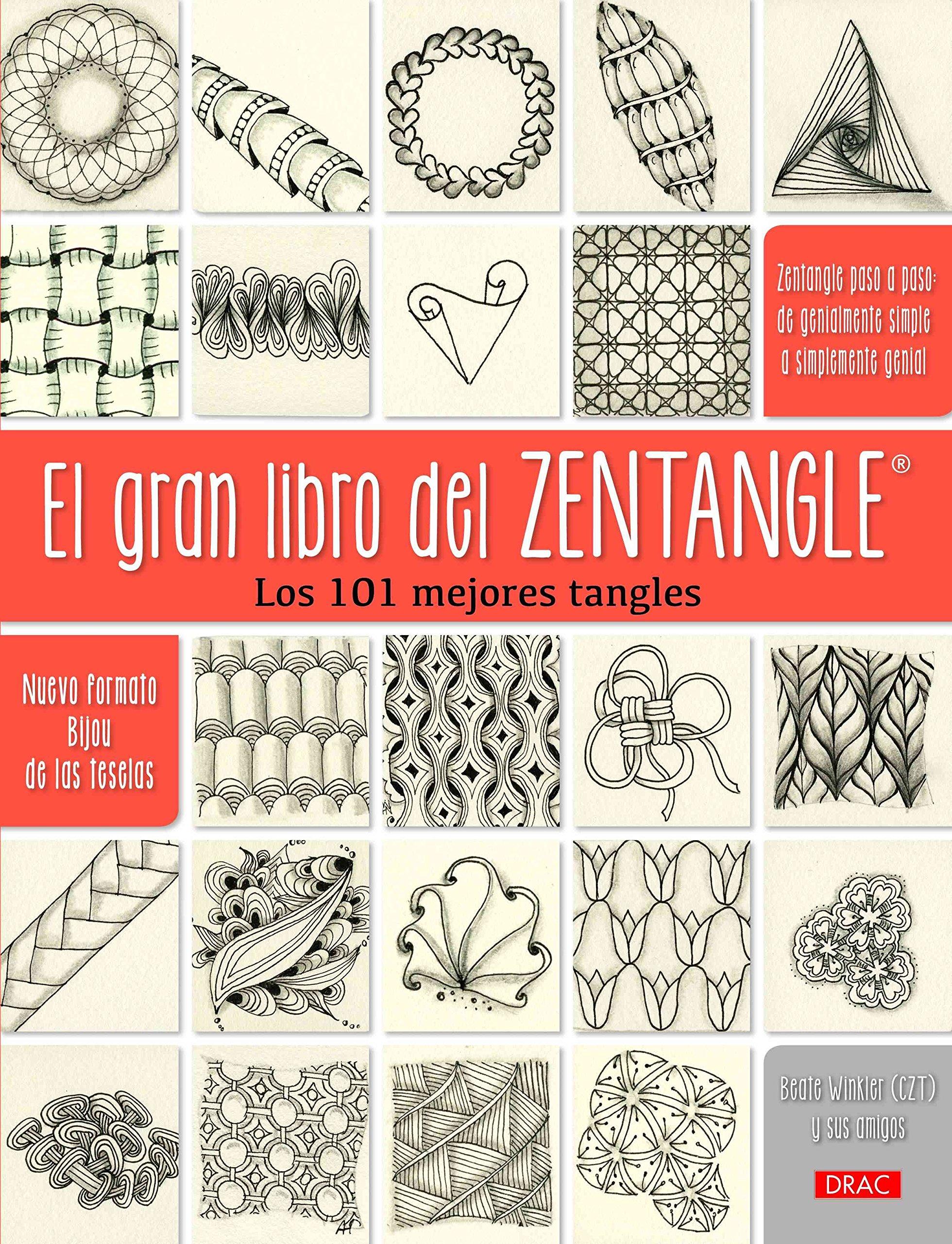 El Gran Libro Del Zentangle Amazon Es Beate Winkler Anna Coll