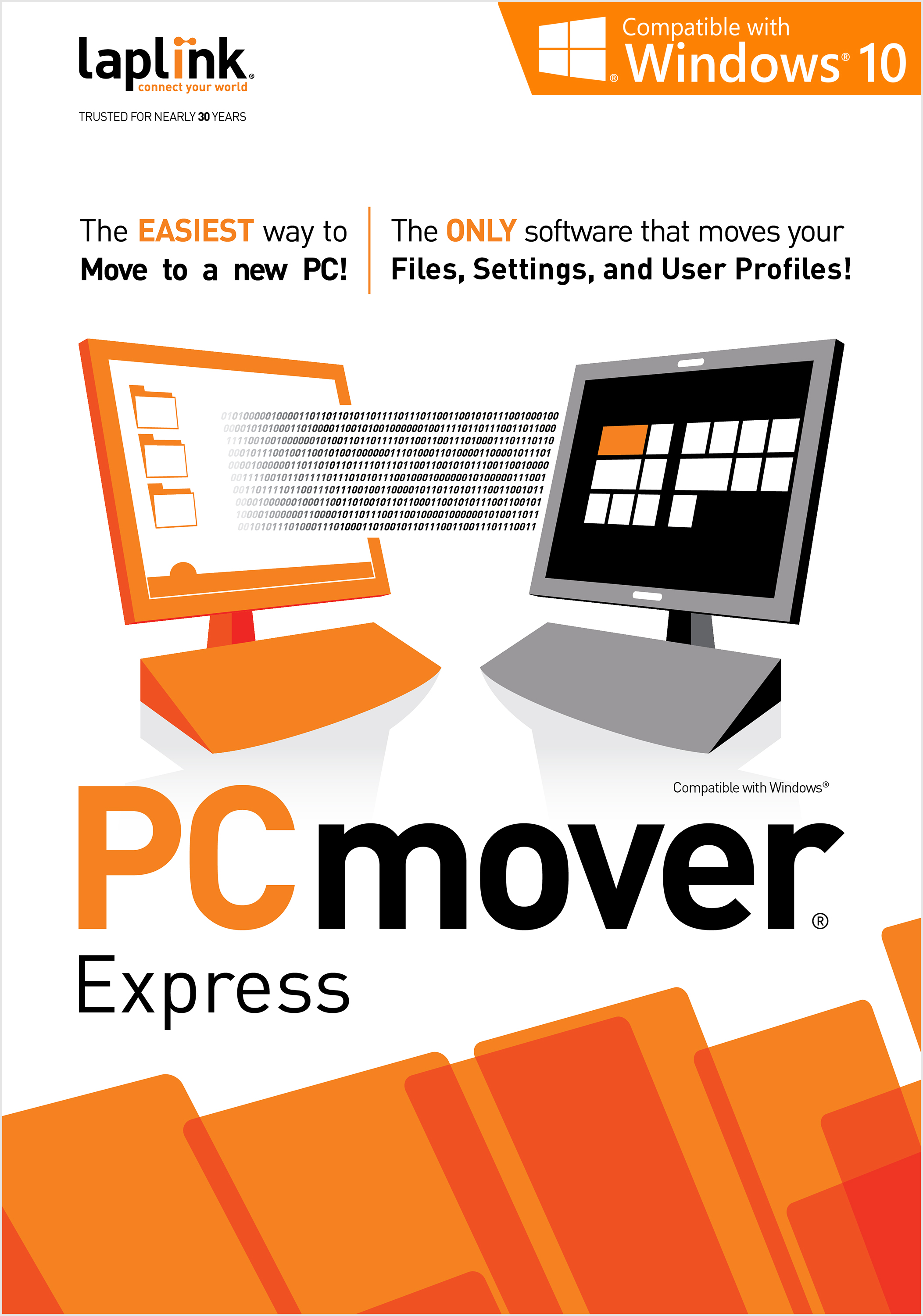 Laplink PCmover Express 10 - 2 Use [Download]