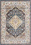 "Artistic Weavers Anja Area Rug, 6'7"" x 9', Dark Brown"