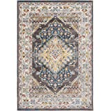"Artistic Weavers Anja Area Rug, 6'7"" x 9', Dark Brown"