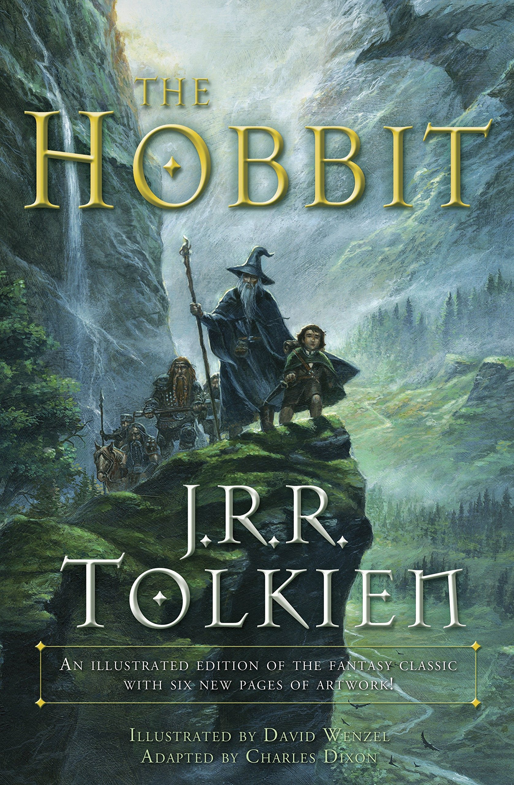 HOBBIT (GRAPHIC NOVEL) (Lord of the Rings): Amazon.es: Tolkien ...