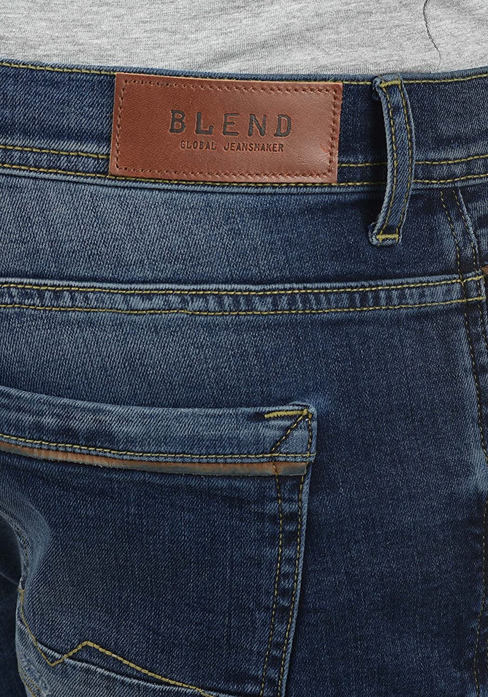 BLEND Martels pantaloncini jeans da Uomo