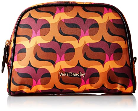 e8b87a23c9 Amazon.com  Vera Bradley Medium Zip Cosmetic