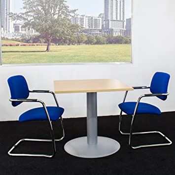 WeberB/ÜRO Optima runder Besprechungstisch Esstisch K/üchentisch Tisch Buche Rund /Ø 120 cm