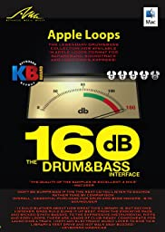 160dB: The Drum&Bass Interface - New Apple Loops for GarageBand - DOWNLOAD [Download]