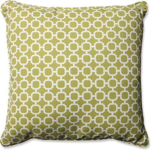 Pillow Perfect Outdoor/Indoor Hockley Floor Pillow
