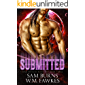 Submitted: An MM SciFi Alien Outcast Romance (Star Marked Warriors Book 3)