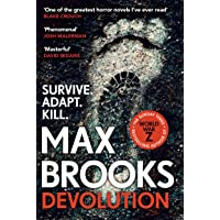 Brooks, M: Devolution: From the bestselling author of World War Z