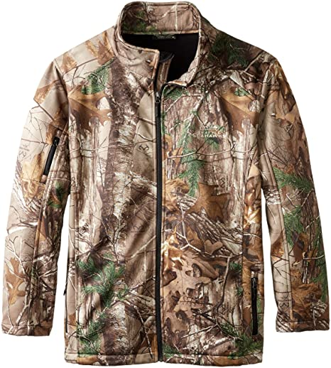 Amazon.com   Dunbrooke Apparel NFL Huntsman Realtree Xtra Camoflauge  Softshell Jacket   Sports   Outdoors 9adcac683