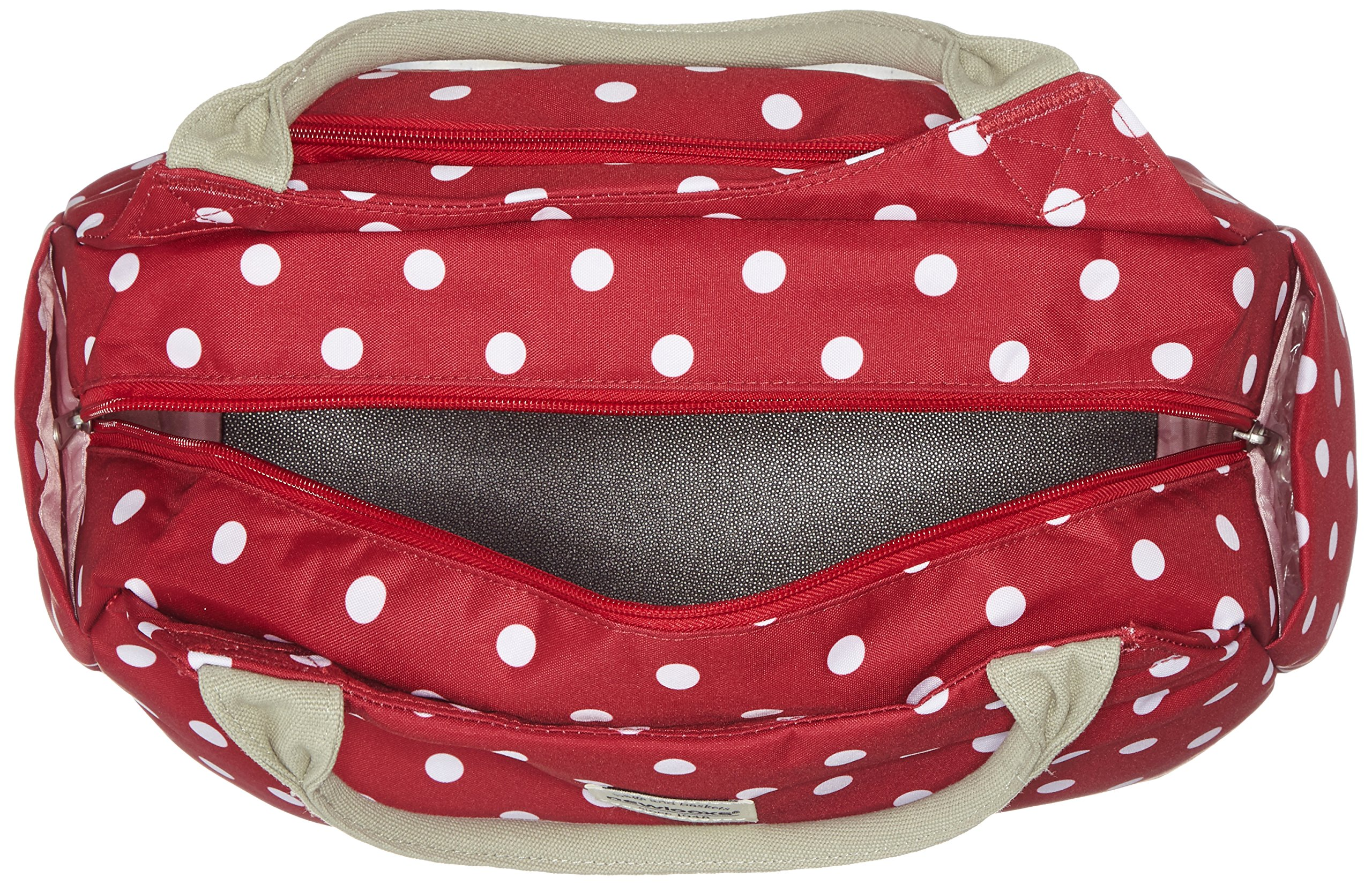New Looxs Tosca handbag with polka dots, red [Sports] by New (Image #5)