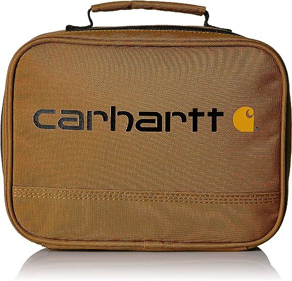 Marron taille unique Carhartt isol/ée Soft-Sided /école Bo/îte /à lunch