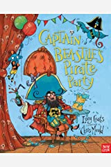 Captain Beastlie's Pirate Party Hardcover