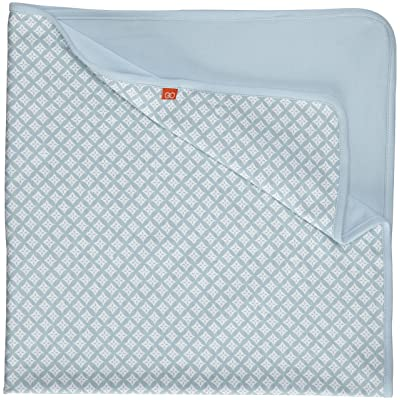 Magnificent Baby Baby-Boys Newborn Boy's Diamond 2-Ply Reversible Blanket