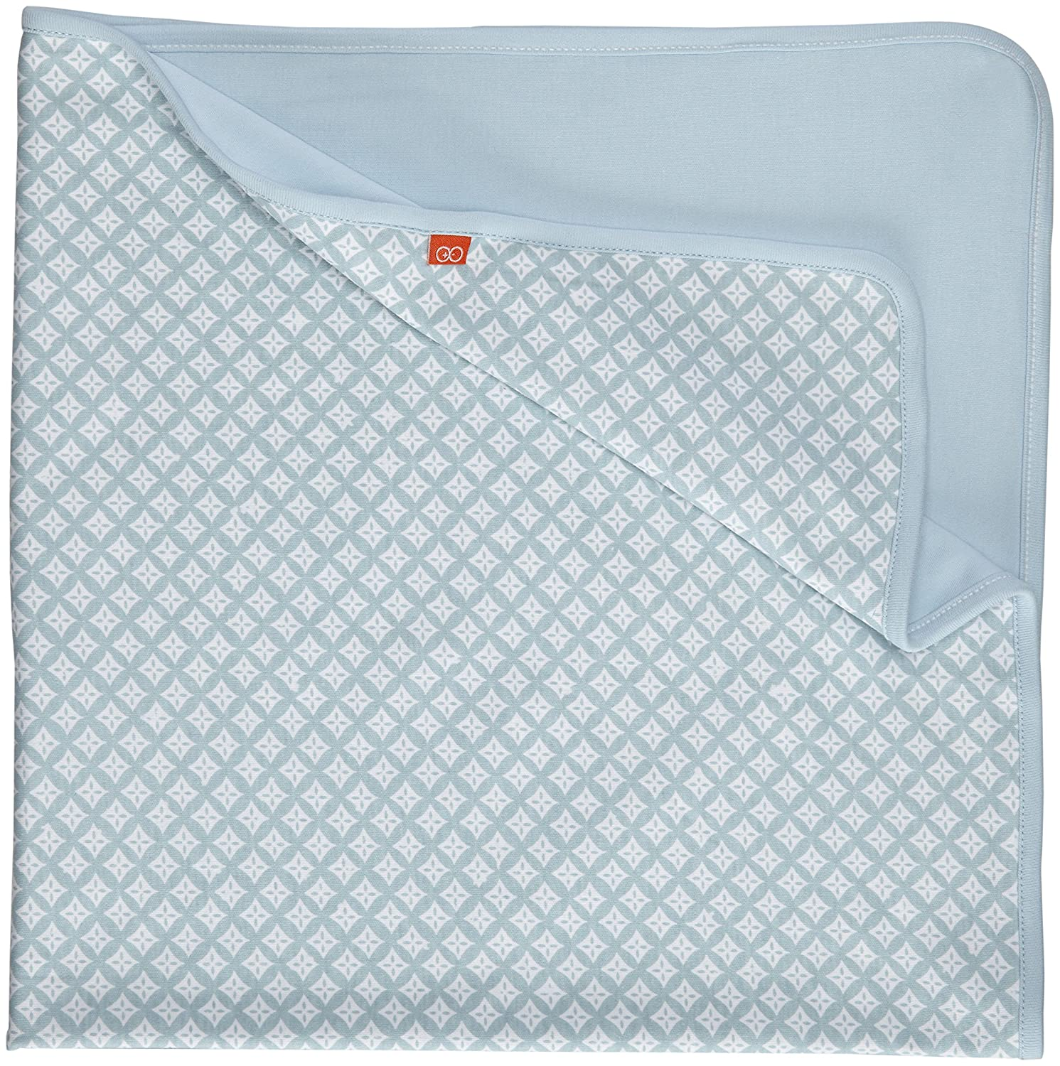 Magnificent Baby Baby-Boys New-Born 2-Ply Reversible Blanket, Boy's Diamonds, One Size Boy' s Diamonds 2145-B