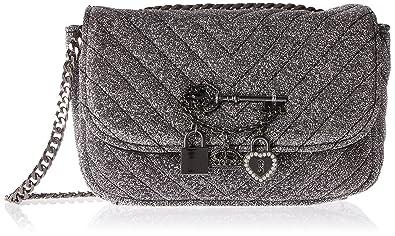9b512c60153 ALDO Synthetic Fabric Grey Women Hand Bag  Amazon.in  Shoes   Handbags