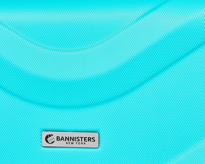 Mauve rosa - 103-006 Bannisters New York Juego de maletas