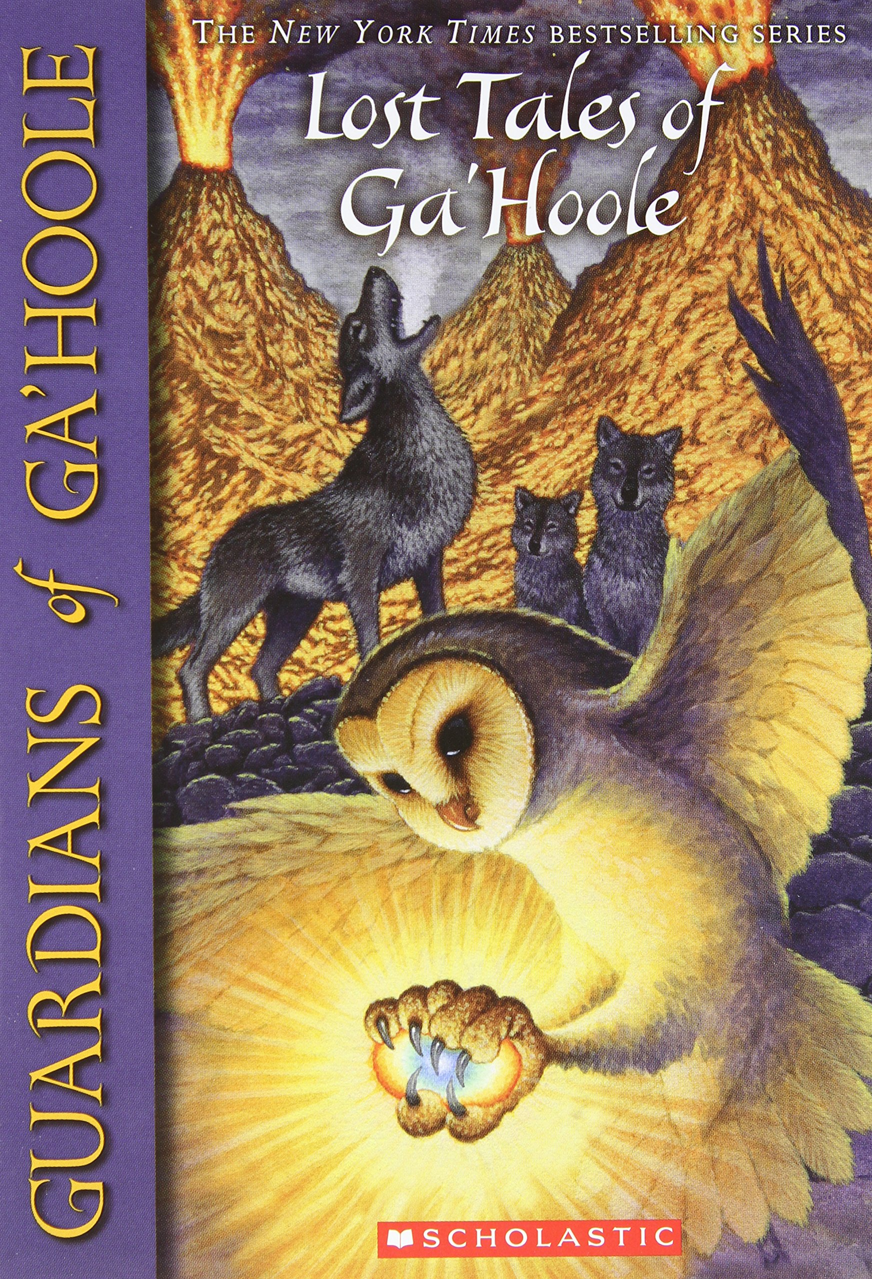Download Lost Tales of Ga'Hoole (Guardians of Ga'Hoole) ebook