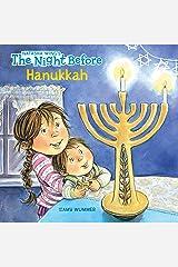 The Night Before Hanukkah Paperback