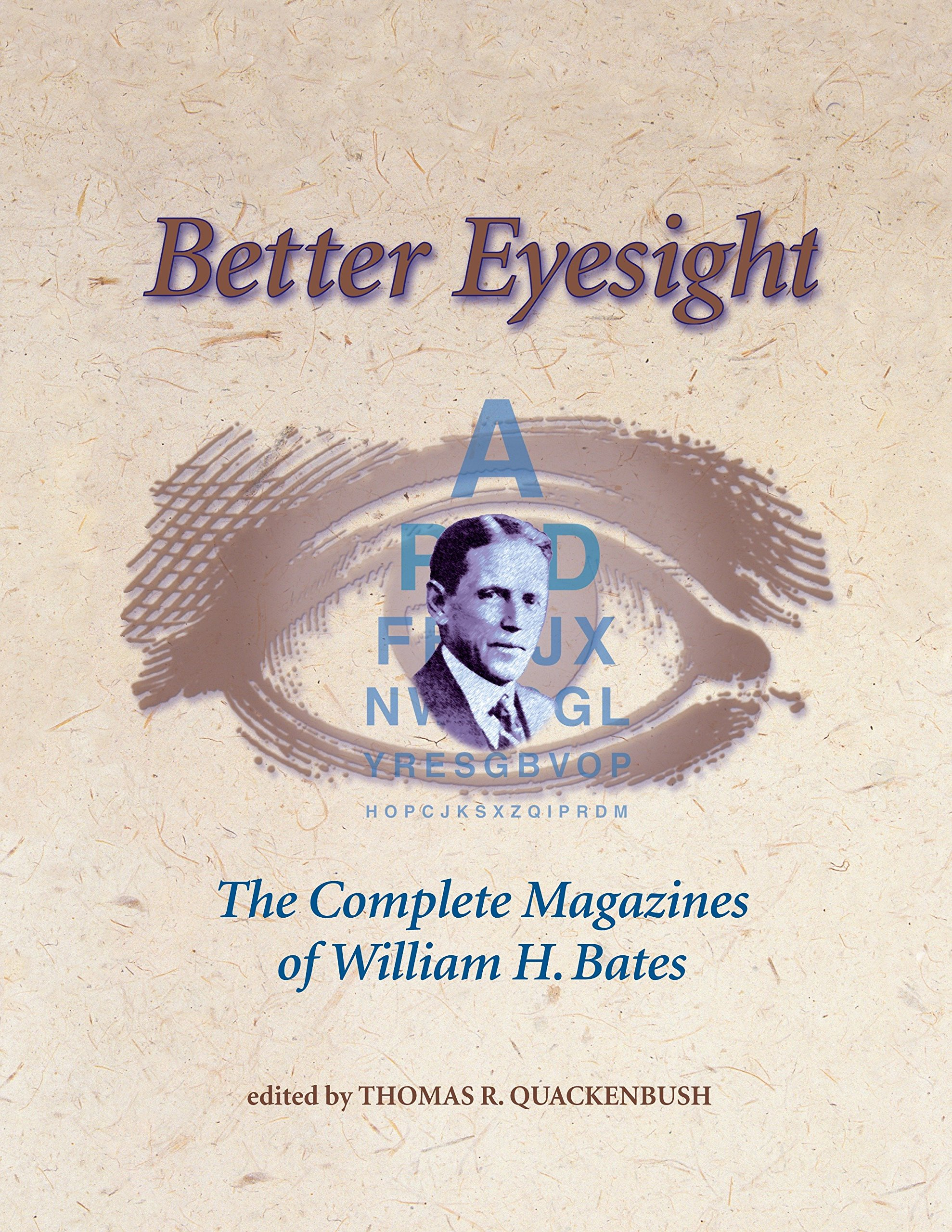 Dr. Bates în viziune Viziune îmbunătățită Dr. bates