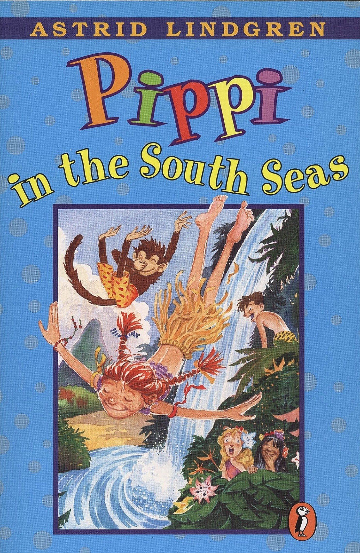 Pippi in the South Seas (Pippi Longstocking, Band 3)