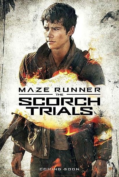 runner trials movie scorch Maze