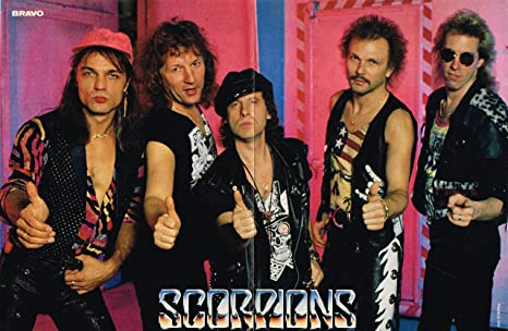 Amazon.co.jp: Scorpions – Dav...