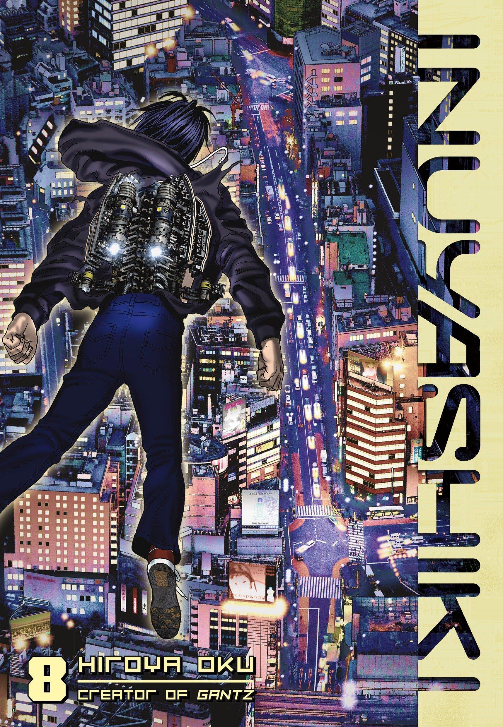 Download Inuyashiki 8 ebook
