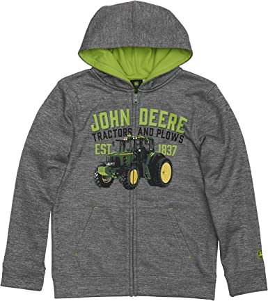 John Deere B/éb/é gar/çon   Sweat /à capuche
