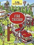 My Big Wimmelbook―Fire Trucks!
